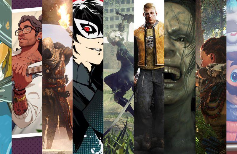 De 10 beste games van 2017